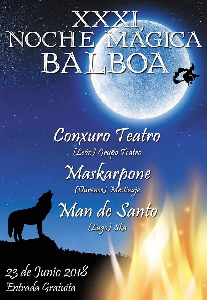 XXXI Noche Mágica de Balboa 1