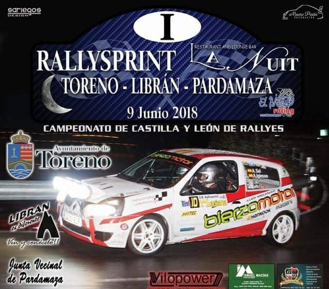 I Rallysprint La Nuit 1