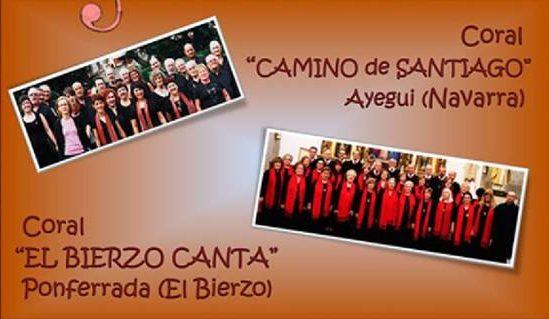 Cacabelos ofrece un concierto de canto coral el próximo sábado 1