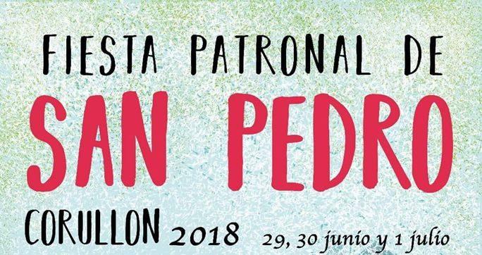 Fiestas de San Pedro 2018 en Corullón 1