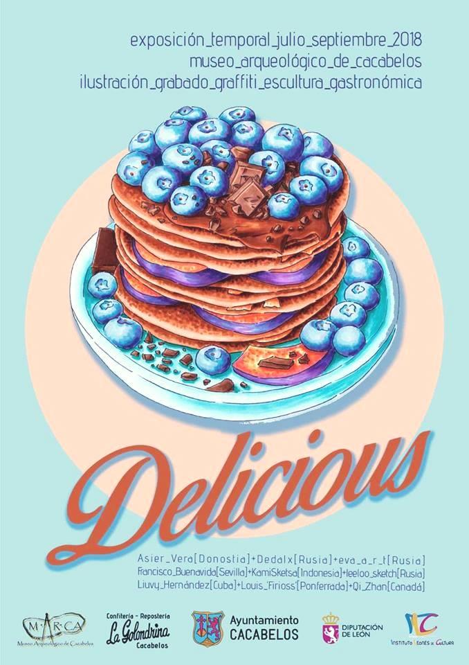 Exposición: Delicious 1