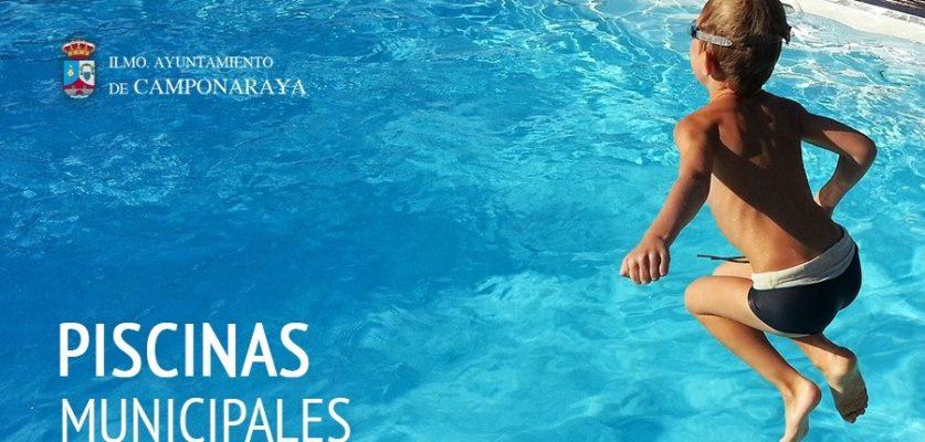 Camponaraya inaugura el verano con una jornada de puertas abiertas con hinchables para todos 1