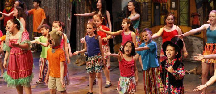 El Museo de la Energía pone en marcha el Campamento de teatro con Vida 1