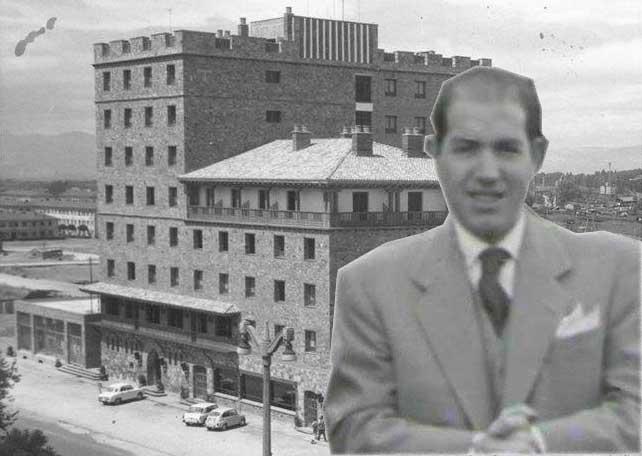 50 años del Hotel del Temple en Ponferrada, el capricho de Pedro Barrios 1