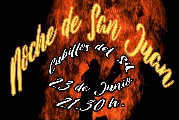 Noche de San Juan en Cubillos del Sil 1