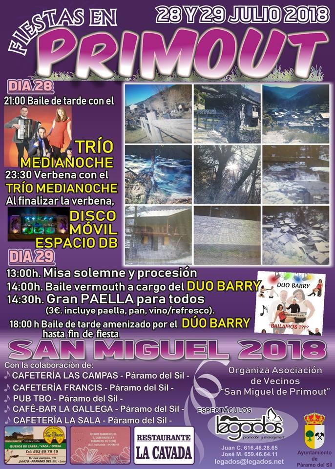 Fiestas en Primout 1