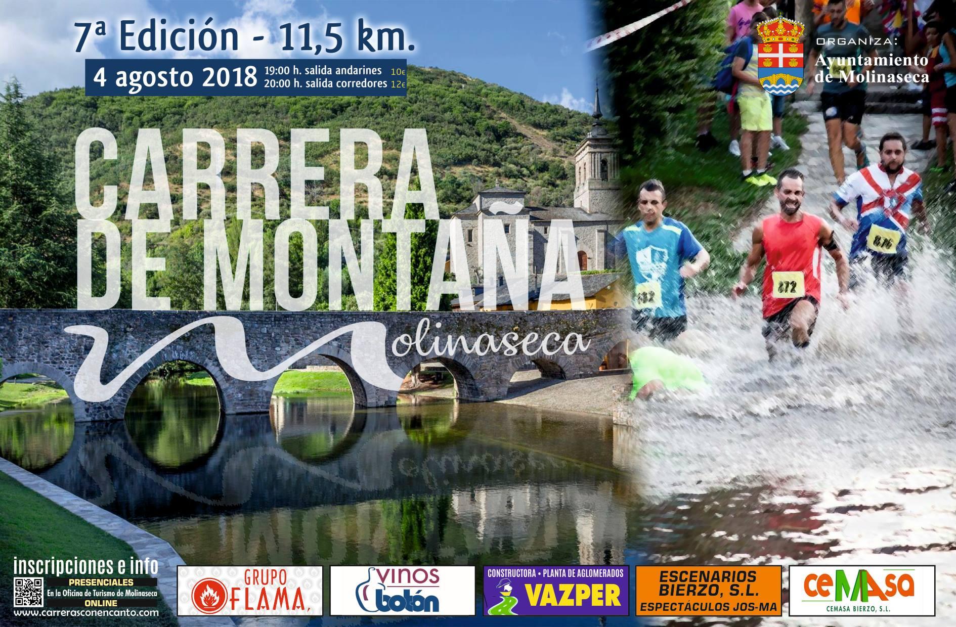 7ª edición de la Carrera de Montaña a las Puentes de Malpaso 1