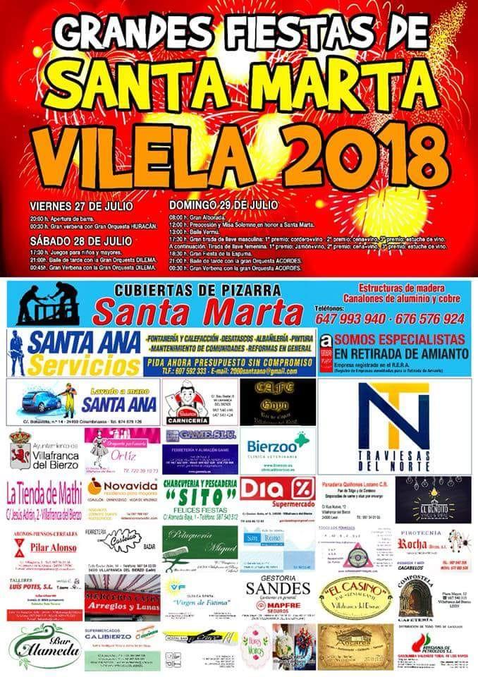 Grandes Fiestas de Santa Marta 2018 1