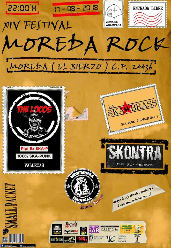 Festival Moreda Rock 1