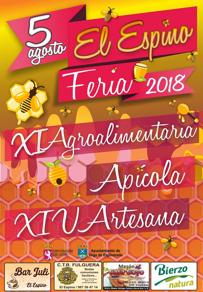 XI Feria Agroalimentaria, Apícola y XIV Artesana 1