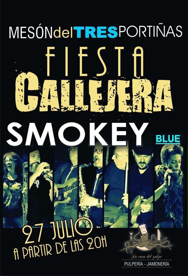 Fiesta Callejera con Smokey Blue 1