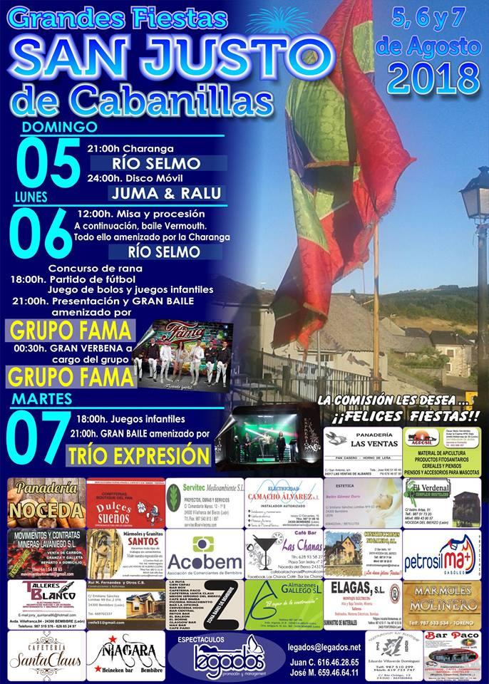 Fiestas en San Justo de Cabanillas 1