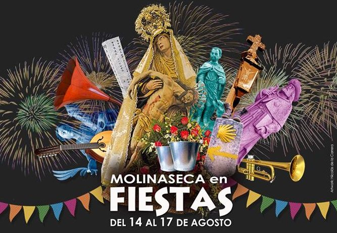 Grandes Fiestas Molinaseca 2018 1