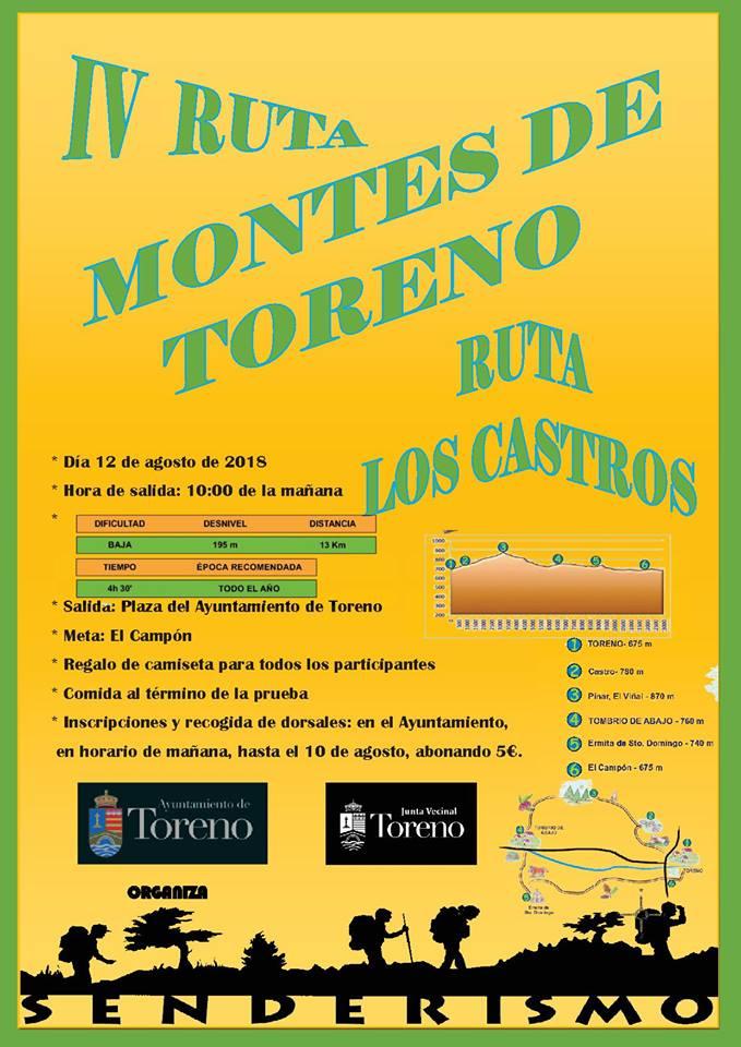 IV Ruta Montes de Toreno 1