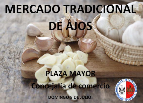 Mercado Anual de Ajos 1