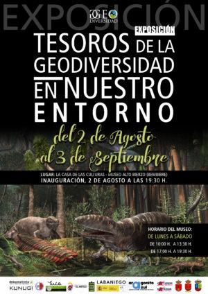 Exposición Geodiversidad 1