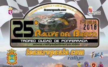 XXV edición del Rallye del Bierzo. Programa de actividades 9
