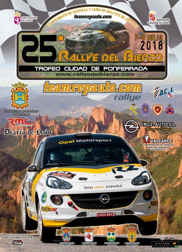 XXV edición del Rallye del Bierzo 1