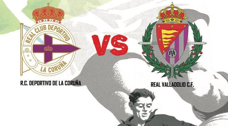 Fútbol: Real Valladolid vs Deportivo de la Coruña 1