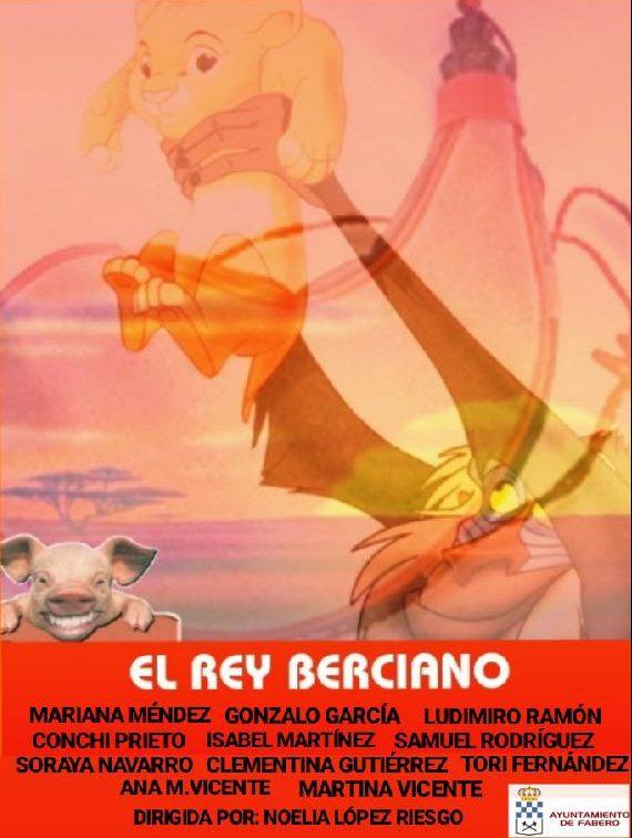 'El Rey berciano' representación en Fabero 1