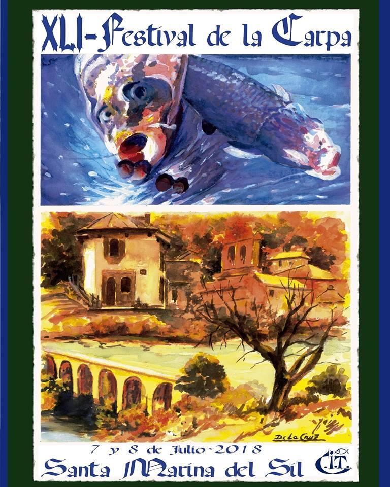 Llega una nueva edición del Festival de la Carpa a Santa Marina del Sil 1