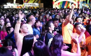 Grandes Fiestas en honor a Santa Ana 2018 en Cabañas Raras 3