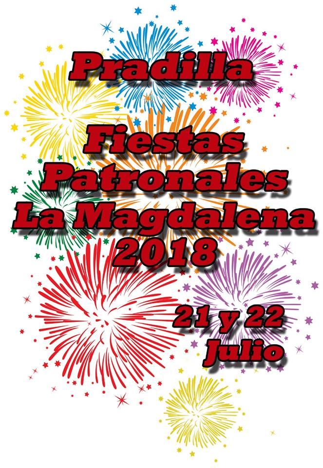 Fiestas de La Magdalena 2018 en Pradilla 1