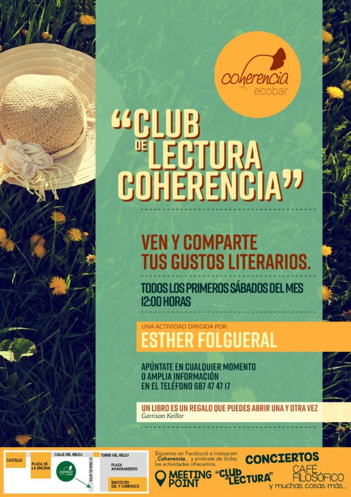 Club de Lectura Coherencia 1