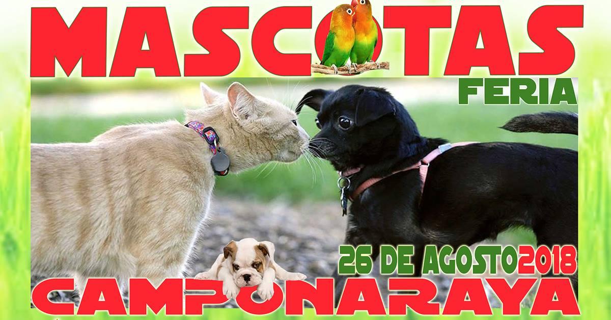 Camponaraya anuncia su Feria de las Mascotas para el 26 de agosto 1