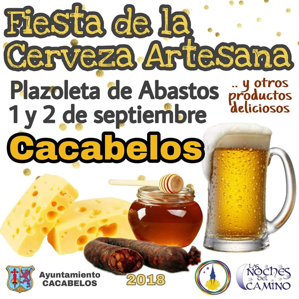 Cacabelos organiza una fiesta de la cerveza artesana el fin de semana 1
