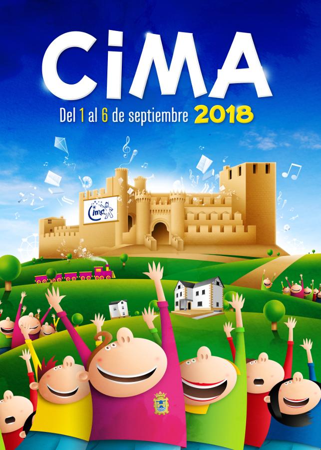 CIMA 2018 Programa y horarios de la Ciudad Mágica de Ponferrada 1