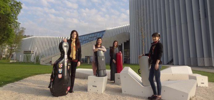 Esta semana la cuerda toma protagonismo con el Dúo ZincO y el Cuarteto Arantius en el ciclo de conciertos Corteza de Encina 1