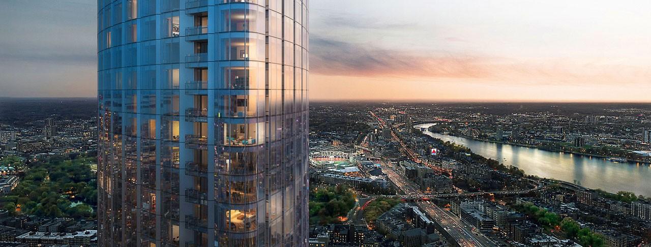 El edificio que cambió el Skyline de Boston tiene sello berciano 1