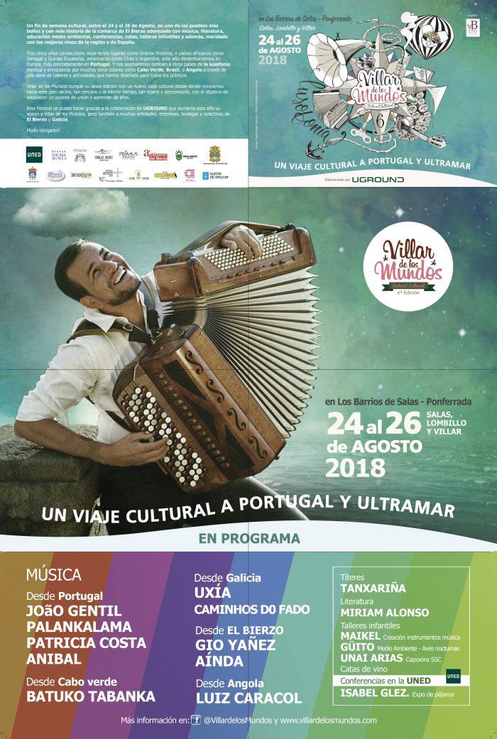 Villar de los Barrios se convierte en Villar de los mundos del 24 al 26 de agosto. Programa de actividades 1