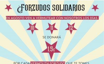 """Tómate un vermut solidario con """"Forzudos solidarios"""" 9"""