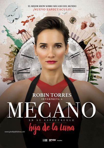 El próximo fin de semana, homenaje a Mecano con 'Hijo de la luna' 1