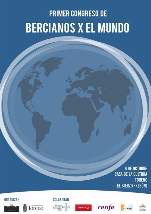 Plumilla Berciano organiza el Primer congreso de Bercianos X el Mundo 1
