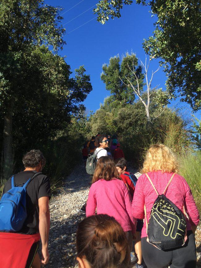 Ruta de los Zufreiros del Frade en Lago de Carucedo 2