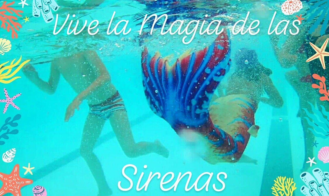 Vuelven las clases de sirena a las piscinas de Toral de los Vados 1