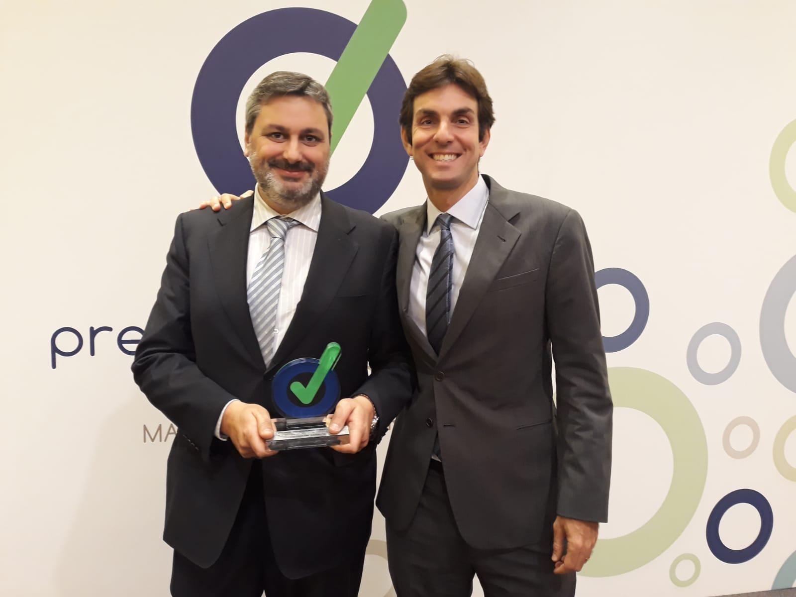 Votorantim Cimentos, propietario de Cosmos, recibe el premio Empresa del Año Prevencionar 2018 por sus políticas en materia de seguridad y salud laboral 1