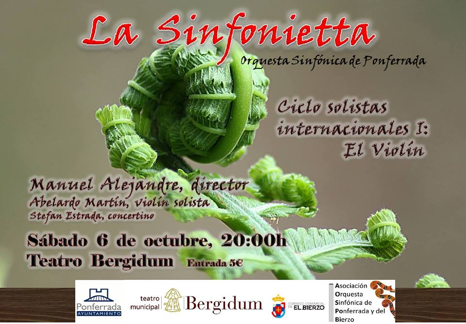 La Sinfonietta. Orquesta Sinfónica de Ponferrada 1
