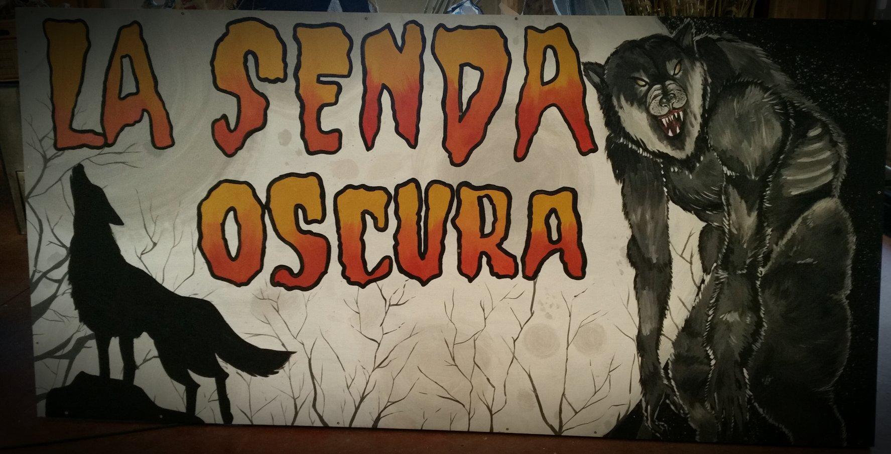 La Asociación Millares de Narayola organiza para Halloween 'La Senda Oscura' un aterrador recorrido por el bosque y el cementerio 1