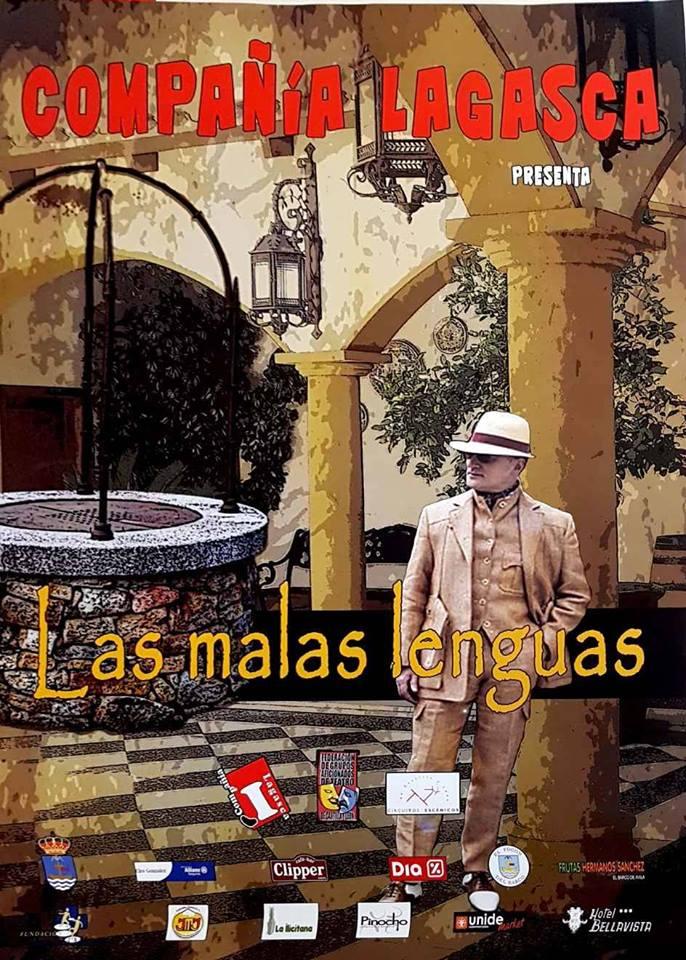 Teatro: Las Malas Lenguas 1