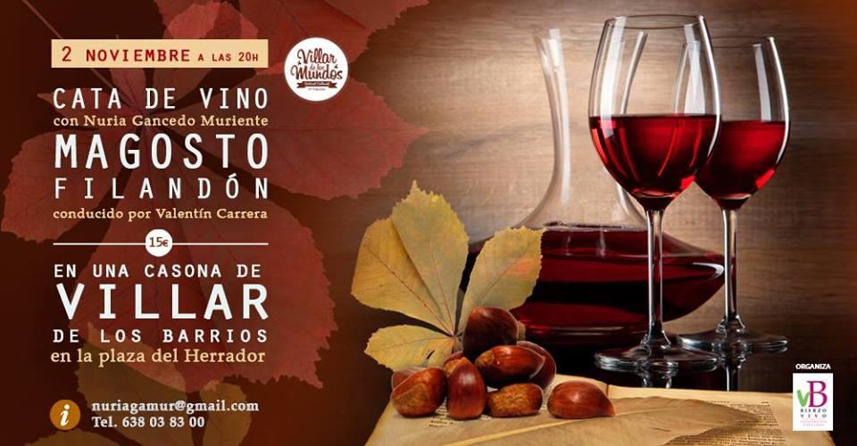 Villar de los Barrios realiza una cata-filandón el próximo 2 de noviembre 1