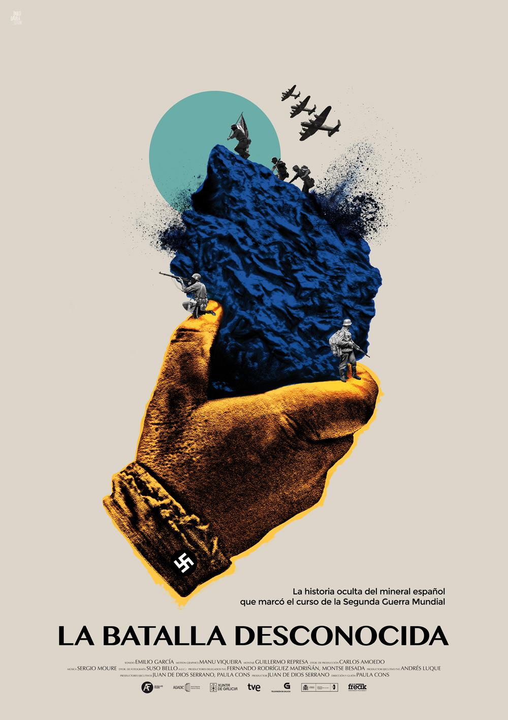 """Presentación documental """"La Batalla desconocida"""" 1"""