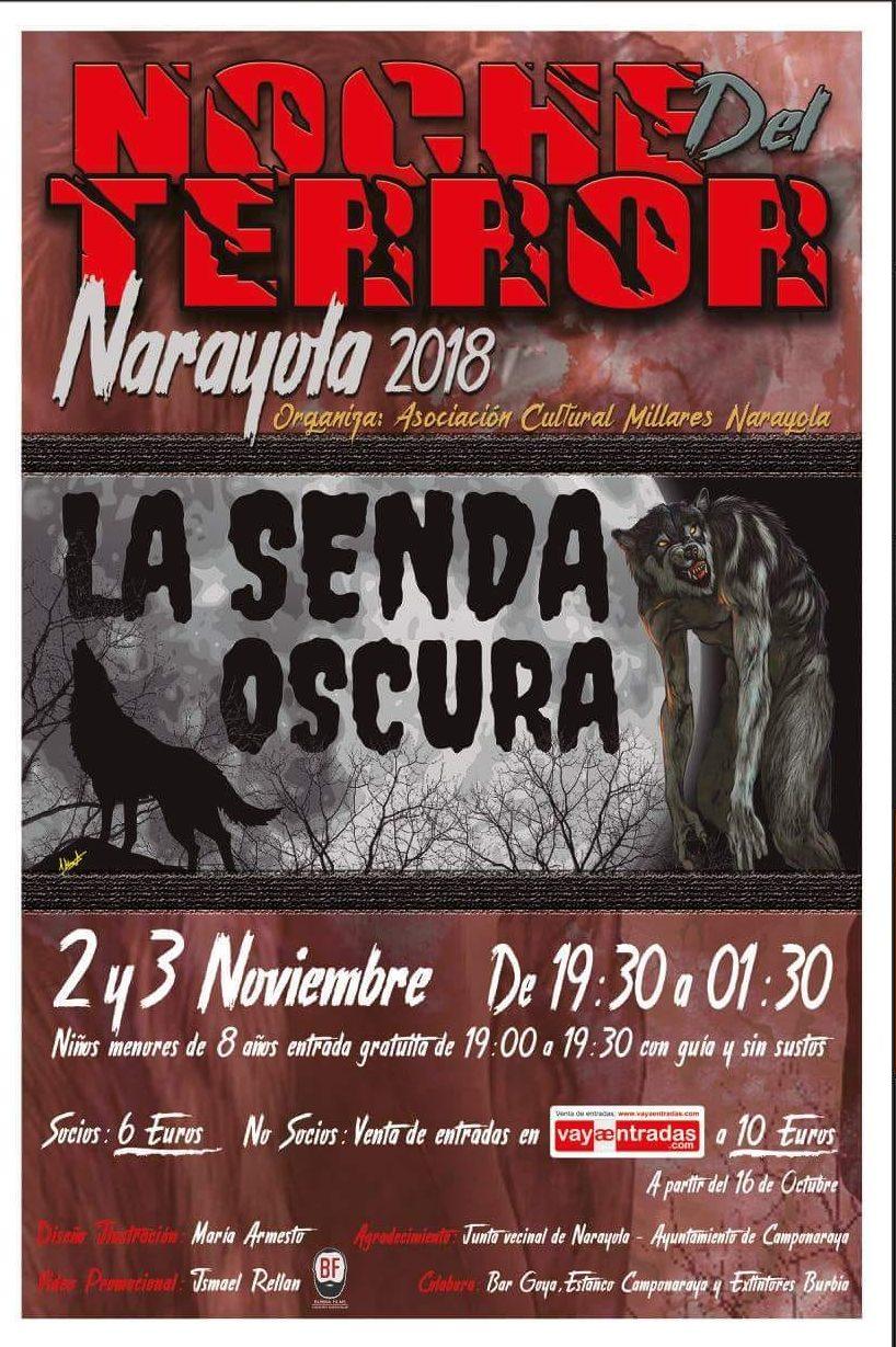 ¿Estás preparado para 'La senda oscura' de Narayola? 1