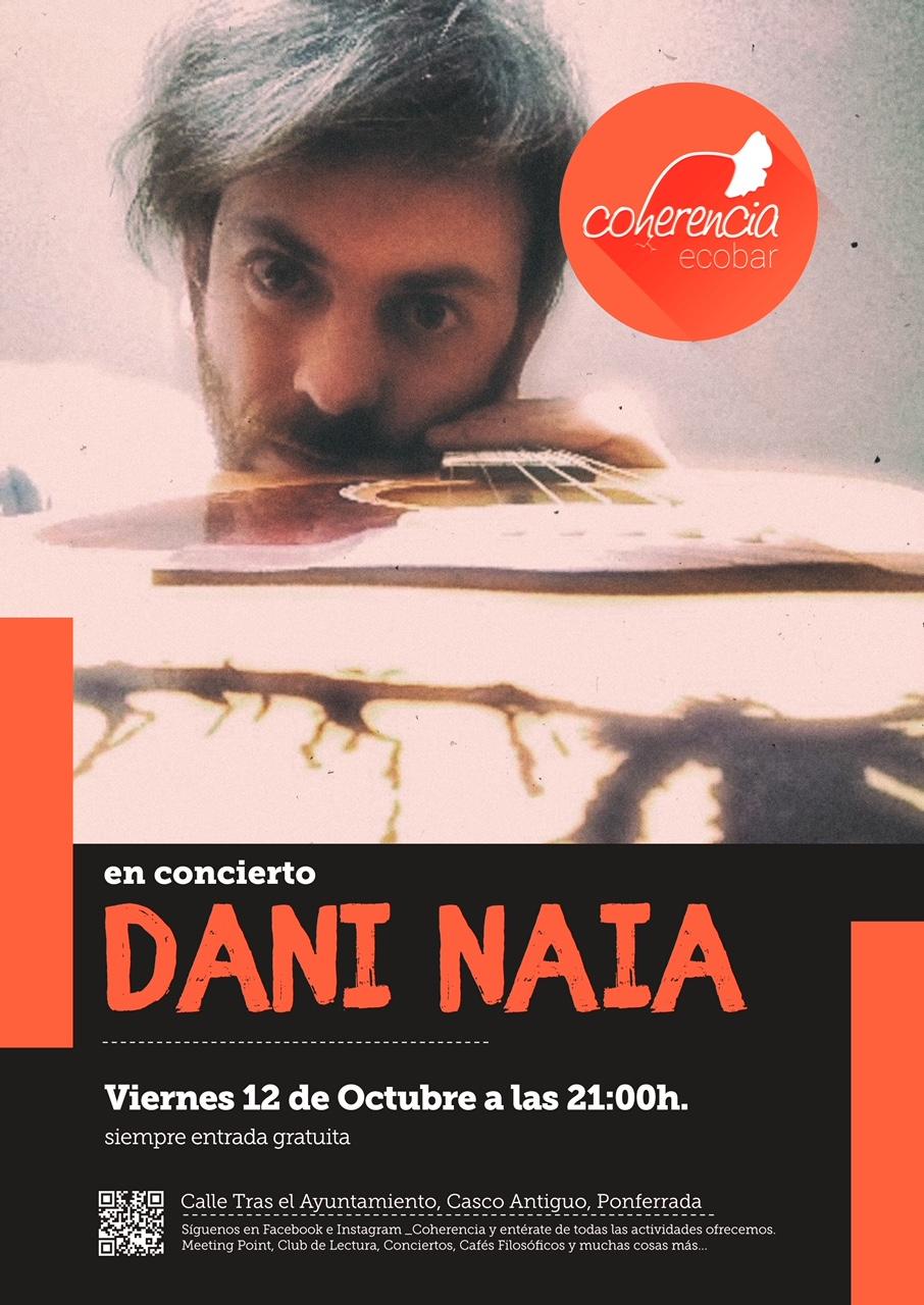 Concierto Dani Naia 1