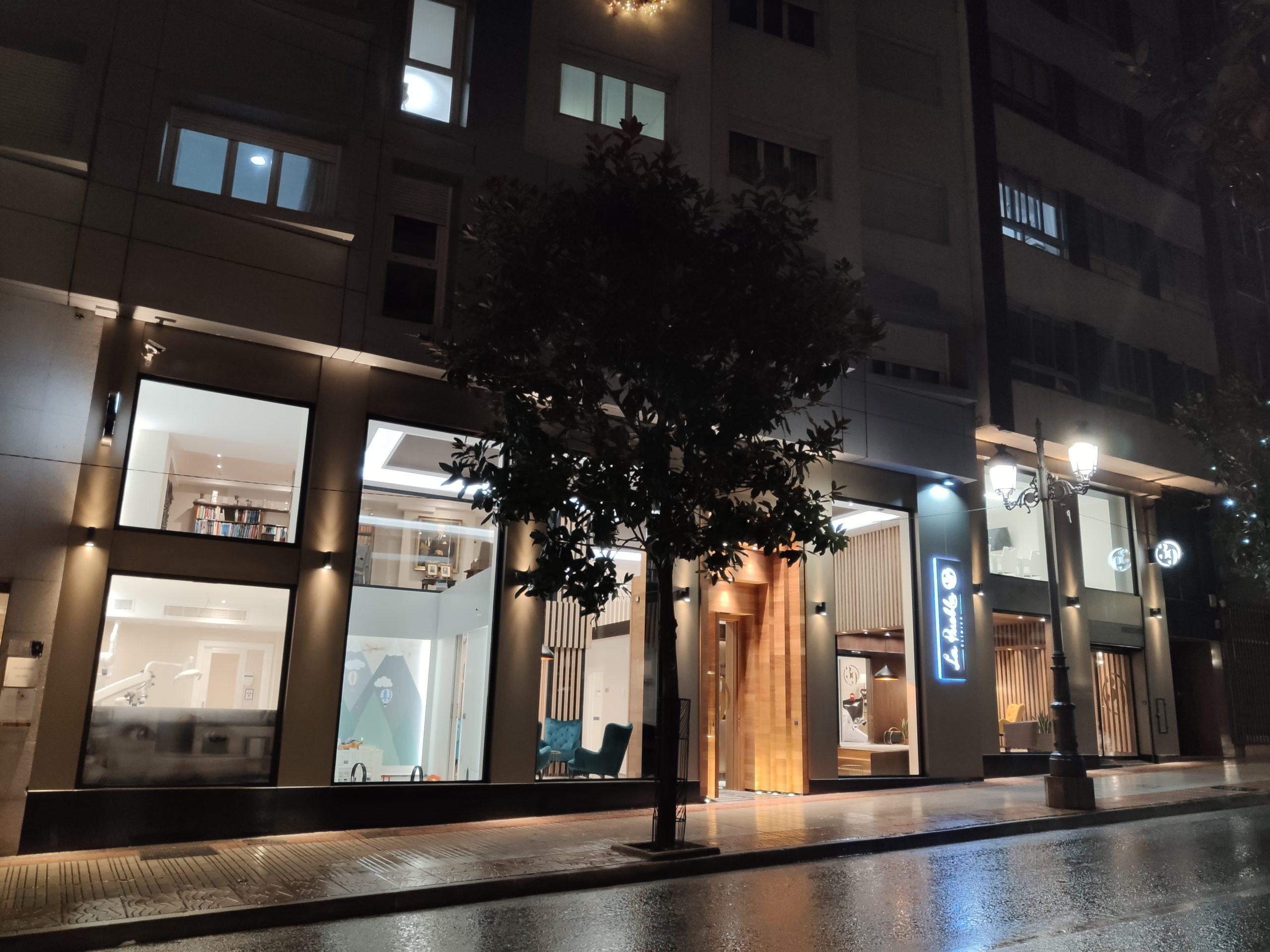 La Puebla 39. Un centro de formación especializada para dentistas y una avanzada clínica revitaliza la Avenida de la Puebla 1