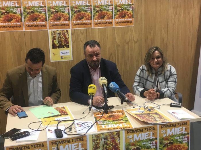 Camponaraya organiza la 1ª Feria de la miel a finales del mes de octubre 1