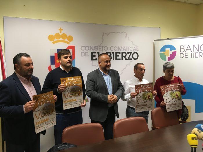 El Consejo Comarcal anuncia las rutas de la calidad del Viñedo y Castaño 1